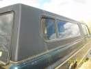 Long box truck canopy