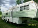 Parting out older 30� fifth wheel RV