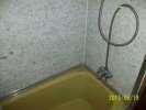 RV bathtub - shower