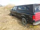 Parting out 1996 Ford F-250 truck