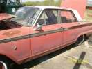 1962 Ford Fairlane 500 Project Car
