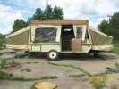 Hardtop tent trailer